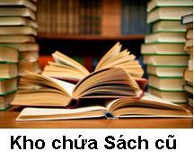 Kho chứa sách cũ