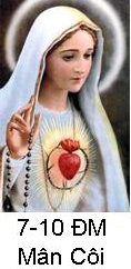 Suy niệm Tin Mừng Lễ Đức Mẹ Mân Côi 7/10 Bài 101-150 Kinh Mân côi là bản tóm lược Tin Mừng
